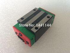 HGR15 hiwin Linear Rail Guide L1000mm 2pc Bloc HGH15CA CNC Gravure originale