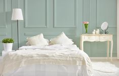 All The Colors Of The Year That Paint Companies Are Predicting For Colormix Forecast 2020 Color Trends Sherwin Williams Fresh Interior Paint Ideas 2020 Color Mint Paint Colors, Indoor Paint Colors, Soothing Paint Colors, Wall Paint Colors, Bedroom Paint Colors, Paint Colors For Home, Paint Decor, Wall Decor, Blue Green Paints