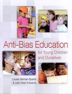 We are the lead distributor for this title. Anti-Bias Education for Young Children and Ourselves offers practical guidance to early childhood educators for confronting and eliminating barriers of prejudice, misinformation, and bias about specific aspects of personal and social identity.