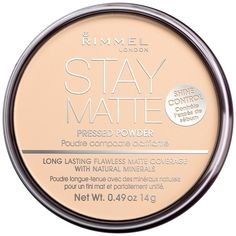 Find Cosmetics at Target.com! Stay Matte Pressed Powder with Minerals maximum powder presentation.  Lightweight formula, with high coverage for  lasting shine …