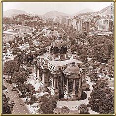 história do Rio - Palácio Monroe