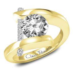 I do love Claude Thibaudeau designs!