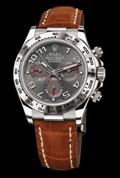 Rolex is a classic luxury watch for the man or woman of today. There are several needs to possess a Rolex some people acquire a Rolex watch to memorialize Stylish Watches, Luxury Watches For Men, Cool Watches, Men's Watches, Rolex Watches For Men, Dream Watches, Rolex Diamond Watch, Diamond Watches, Rolex Cosmograph Daytona
