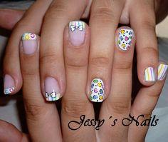 Resultado de imagen para decoracion de uñas