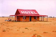 Australian Outback Pub.....youcan always find a beer.....if nothing else!