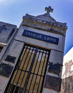 Buenos Aires, Recoleta Cemetery, Lippo