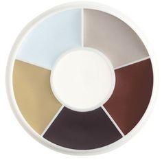 "Ben Nye ""Monster"" Professional Wheel, 6 Colors, 1 oz | Professional Quality Makeup for Live Performance & Theatre | MakeupMedley.com"