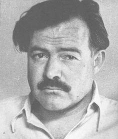 Diartedialogando: Hemingway, contagiosa vitalità