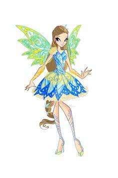 Winx: Alice Butterflix by DragonShinyFlame.deviantart.com on @DeviantArt