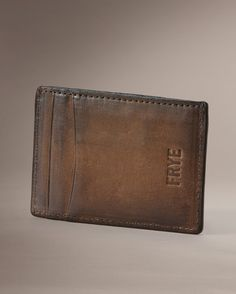 James Card - Bags & Accessories_Accessories_Mens Wallets - The Frye Company