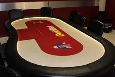 Tavoli poker texas con sedie e chips offertissima