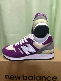 2926623aa2 Women New Balance 670 NB670 Shoes A Nubuck Made UK New Balance Sneakers, New  Balance
