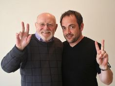 William Morgan Sheppard and Mark Sheppard are father and son character actors.  They both appear in a lot of sci-fi.