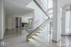 Image result for frosted glass stair treads