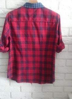 Kup mój przedmiot na #vintedpl http://www.vinted.pl/damska-odziez/koszule/16221021-czerwona-koszula-w-krate-reserved