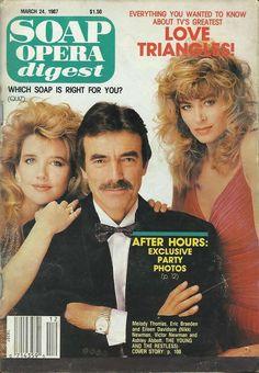 Melody Thomas Scott, Eric Braeden, & Eileen Davidson (Nikki, Victor, & Ashley #YR) 3/24/87 http://classicsodcovers.tumblr.com/ pic.twitter.com/2FwotHXcAq