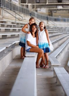 """Head Football coach James Franklin said """"Love that my girls are getting the opportunity to grow up in such a unbelievable community like State College!"""" #WeAre"""