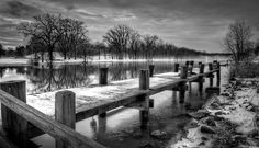 """Onondaga Lake Park"" [Liverpool, N.Y.] by photographer Everet D. Regal  https://plus.google.com/u/0/102255161381404373322/posts"