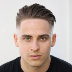 12 New Men& Hairstyles & Haircuts For Mens Modern Hairstyles, Cool Short Hairstyles, Thin Hair Haircuts, Hairstyles Haircuts, Haircuts For Men, Short Hair Cuts, Fresh Haircuts, Straight Haircuts, Popular Hairstyles