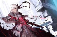 Fate/Zero: Saber.Alter