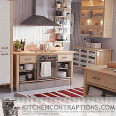 An ikea varde free standing kitchen in a farmhouse outside carrowdore in county down kitchens - Cucina varde ikea ...