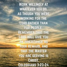 Pin by june brown on spiritual gifts bible verses pinterest everything you do do it as you are for the lord jesus christ negle Choice Image