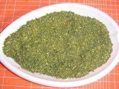 Domácí polévkové koření: Bez chemie, jenom ze zahrádky, lesů, luk a strání