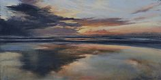 Just After Dawn by Lyn Asselta Pastel ~ 12 x 24