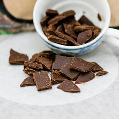ORGANIC CAROB CHIPS WITHOUT PALM OIL. This decadent carob chip recipe does not require advanced cooking skills. No sweetener needed either for we are using the world's sweetest tasting carob powder, the roasted carob powder from The Australian Carob Co. I used their roasted carob powder for this recipe but if you want a lighter color or if you'd prefer the raw carob powder, please feel free to do so. #carobchips #carobs #carobrecipes Carob Recipes, Healthy Chocolate Chip Cookies, Carob Chips, Powder Recipe, Chocolate Heaven, Chips Recipe, Palm Oil, Vegetarian Chocolate, Food Print