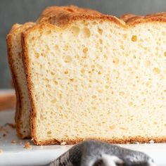 Soul Bread (0g Net Carbs/Slice!) - Little Pine Kitchen Easy Bread Recipes, Low Carb Recipes, Fast Recipes, Soul Bread, Coconut Flour Tortillas, Natural Whey Protein, Crustless Pizza, Pain Keto, Protein Bread
