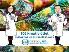 csopamedia: 106 kreatív ötlet ovisoknak és kisiskolásoknak