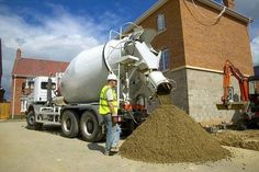 25 Types Of Concrete Used In Construction Work - Daily Civil Ready Mixed Concrete, Mix Concrete, Precast Concrete, Reinforced Concrete, Grade Of Concrete, Types Of Concrete, Concrete Structure, Concrete Delivery, Pervious Concrete