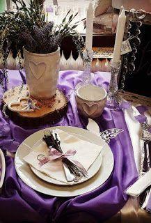 33 Lavender Wedding Decor Ideas You Will Love Wedding Table Centerpieces, Wedding Table Settings, Wedding Decorations, Table Decorations, Belle Boutique, Lavender, Decor Ideas, Wedding Bride, Wedding Table Centrepieces