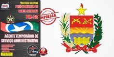 Nova -  Apostila Agente Temporário PMSC em PDF e Impressa  #apostilas