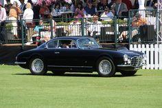 100th Anniversary of Maserati Street, 1955 Maserati A6G/54.