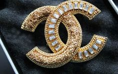 Authentic Vintage Chanel Brooch 1960's by SHOPBLKWD on Etsy, $250.00