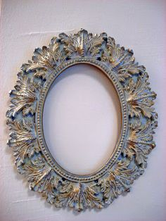 Ece Aymer Craft House İstanbul Mirrored Picture Frames, Antique Picture Frames, Antique Pictures, Antique Frames, Mirror Painting, Ceramic Painting, Painting On Wood, Diy Mirrored Furniture, Paint Furniture