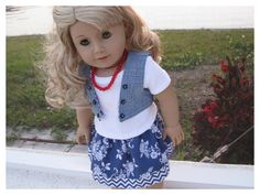 American Girl Doll 18 Inch Doll Clothes for by BonJeanCreations, $22.49