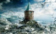 picture fantasy castle house