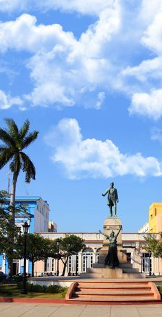 Main square in Matanzas, Cuba | 16 Reasons why Cuba is so Loved by Tourists although is still under Communist Regime