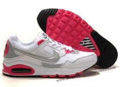 Nike Air Max Skyline White-Red 343886 025