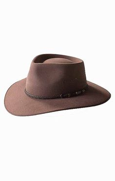 RM Williams Akubra Cattleman Hat