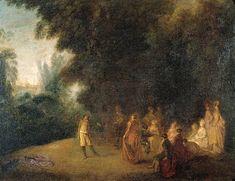 Jean-Antoine Watteau* (1684-1721)
