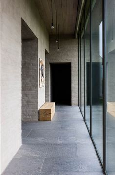 Flemish Rural Architecture - House in Zwevegem by Vincent Van Duysen