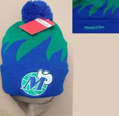 bee27443d5c Dallas Mavericks Winter Outdoor Sports Warm Knit Beanie Hat Pom Pom Knit Beanie  Hat