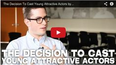 The Decision To Cast Young #Attractive #Actors by Benjamin Walter of #PinkZoneMovie via http://Filmcourage.com.  More video interviews at https://www.youtube.com/user/filmcourage  #acting #filmandtelevision #film #actingadvice  #entertainmentindustry  #independentfilm