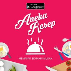 Food recipes app #googleplay #app #food #design #indonesia #recipe #cook #cooking