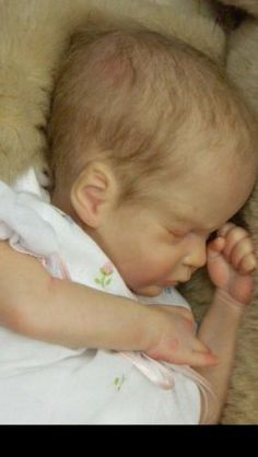 Resell Reborn Baby Girl Hattie She Is One Of A Kind By Beverly Lord | eBay