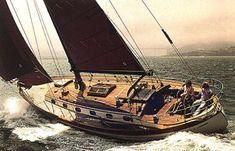 Baba 40 Sailboat