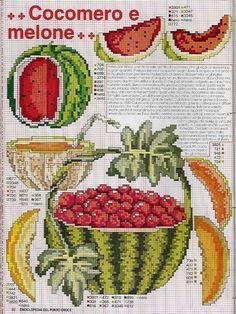 Gallery.ru / Фото #47 - EnciclopEdia Italiana Frutas e verduras - natalytretyak